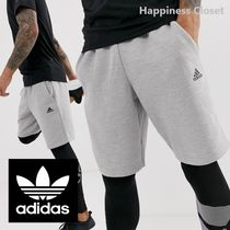 adidas Sweat Plain Joggers Shorts