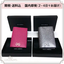 Dolce & Gabbana Unisex Passport Cases