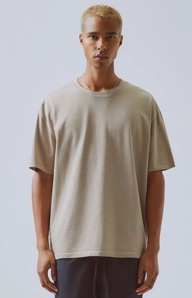 FEAR OF GOD More T-Shirts Unisex Street Style Plain Short Sleeves T-Shirts 12