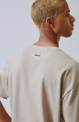 FEAR OF GOD More T-Shirts Unisex Street Style Plain Short Sleeves T-Shirts 13