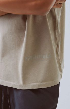 FEAR OF GOD More T-Shirts Unisex Street Style Plain Short Sleeves T-Shirts 14