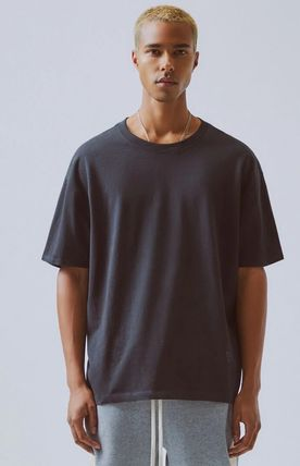FEAR OF GOD More T-Shirts Unisex Street Style Plain Short Sleeves T-Shirts 7