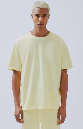 FEAR OF GOD More T-Shirts Unisex Street Style Plain Short Sleeves T-Shirts 18