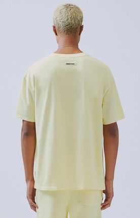 FEAR OF GOD More T-Shirts Unisex Street Style Plain Short Sleeves T-Shirts 19