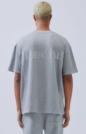 FEAR OF GOD More T-Shirts Unisex Street Style Plain Short Sleeves T-Shirts 2