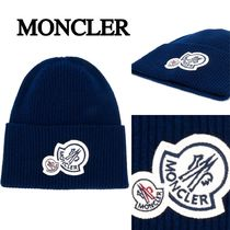 MONCLER Street Style Knit Hats