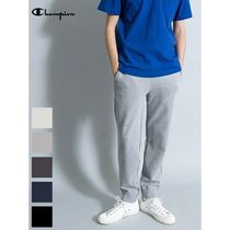CHAMPION Tapered Pants Unisex Street Style Tapered Pants