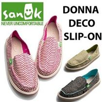 SNURK Street Style Plain Slip-On Shoes