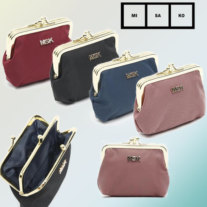 Plain Small Wallet Coin Cases