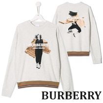 Burberry Street Style Kids Girl Tops