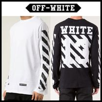 Off-White Street Style T-Shirts