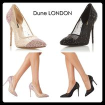 Dune LONDON Blended Fabrics Pin Heels Party Style With Jewels