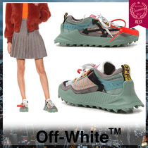 Off-White Platform Casual Style Unisex Street Style