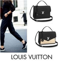 Louis Vuitton LOCKME Leather Shoulder Bags