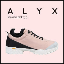 ALYX Plain Leather Sneakers