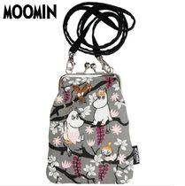 Moomin Casual Style Unisex Canvas Other Animal Patterns