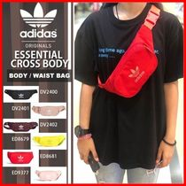 adidas Casual Style Unisex Street Style 2WAY Bags