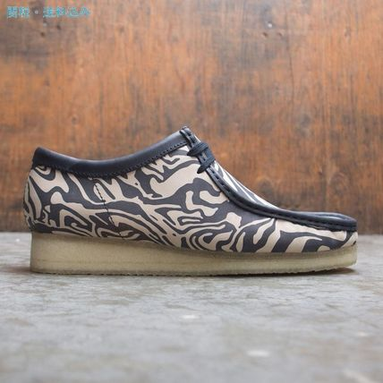 Street Style Collaboration Oxfords