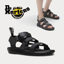 Dr Martens REDFIN Unisex Plain Leather Sport Sandals Sports Sandals