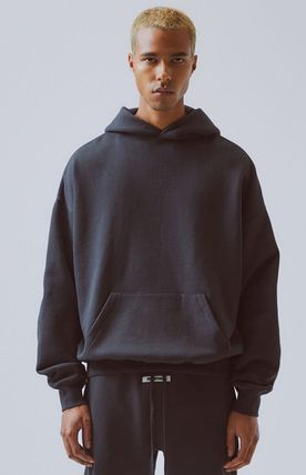FEAR OF GOD Hoodies Pullovers Monogram Unisex Street Style Plain Oversized 2