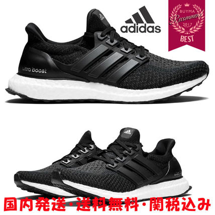 purchase cheap e457e 75253 adidas ULTRA BOOST 2019 SS Stripes Street Style Sneakers (BB3909)