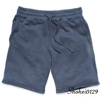 Ron Herman Street Style Plain Cotton Handmade Shorts