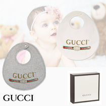 GUCCI Unisex Baby Girl Bibs & Burp Cloths
