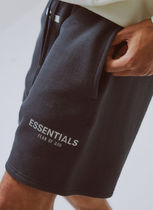 FEAR OF GOD ESSENTIALS Unisex Street Style Shorts