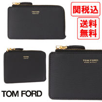 TOM FORD Street Style Folding Wallets