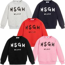 MSGM Unisex Petit Kids Girl Tops