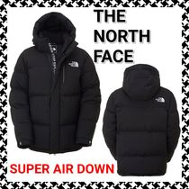 THE NORTH FACE Unisex Plain Down Jackets