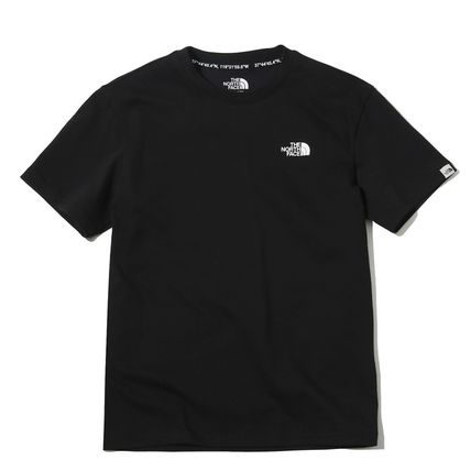 THE NORTH FACE WHITE LABEL Unisex Street Style Cotton Short Sleeves Outdoor T-Shirts
