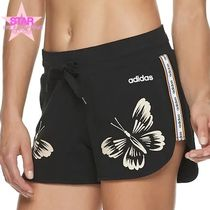 adidas Short Casual Style Other Animal Patterns Cotton