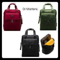 Dr Martens Casual Style Nylon A4 2WAY Plain Backpacks