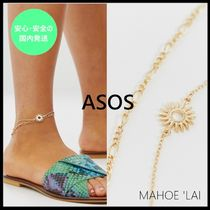 ASOS Casual Style Chain Anklets