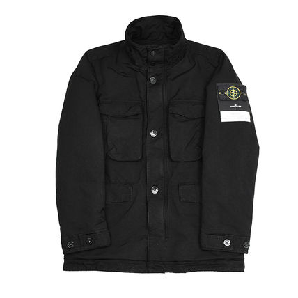 Plain Logo Jackets