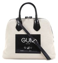GIANNI CHIARINI Canvas 2WAY Handbags