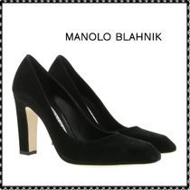 Manolo Blahnik High Heel Pumps & Mules