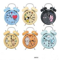 BT21 Unisex Collaboration Clocks