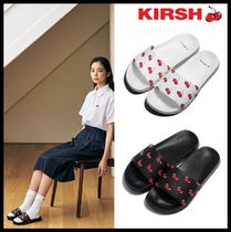 KIRSH Casual Style Street Style Collaboration Sandals