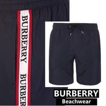 Burberry Plain Beachwear