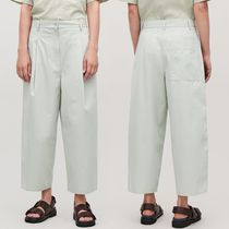 COS Casual Style Plain Long Culottes & Gaucho Pants