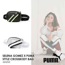 PUMA Casual Style Street Style Collaboration Bags
