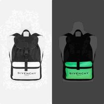 GIVENCHY Nylon A4 Backpacks