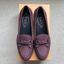 TOD'S Leather Loafer & Moccasin Shoes