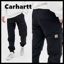 Carhartt Plain Cotton Cargo Pants
