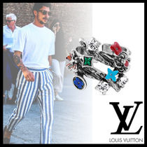 Louis Vuitton Monogram Street Style Rings