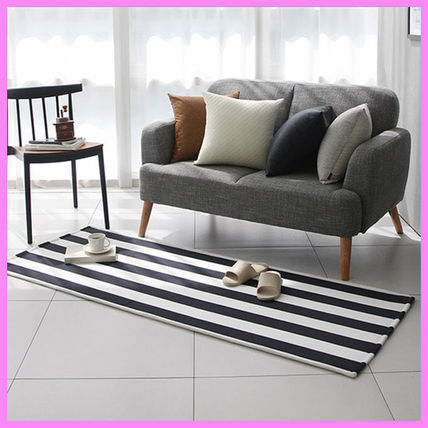 Stripes Unisex Carpets & Rugs