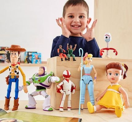 Unisex Street Style Collaboration Baby Toys & Hobbies