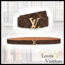 Louis Vuitton Monogram Belts
